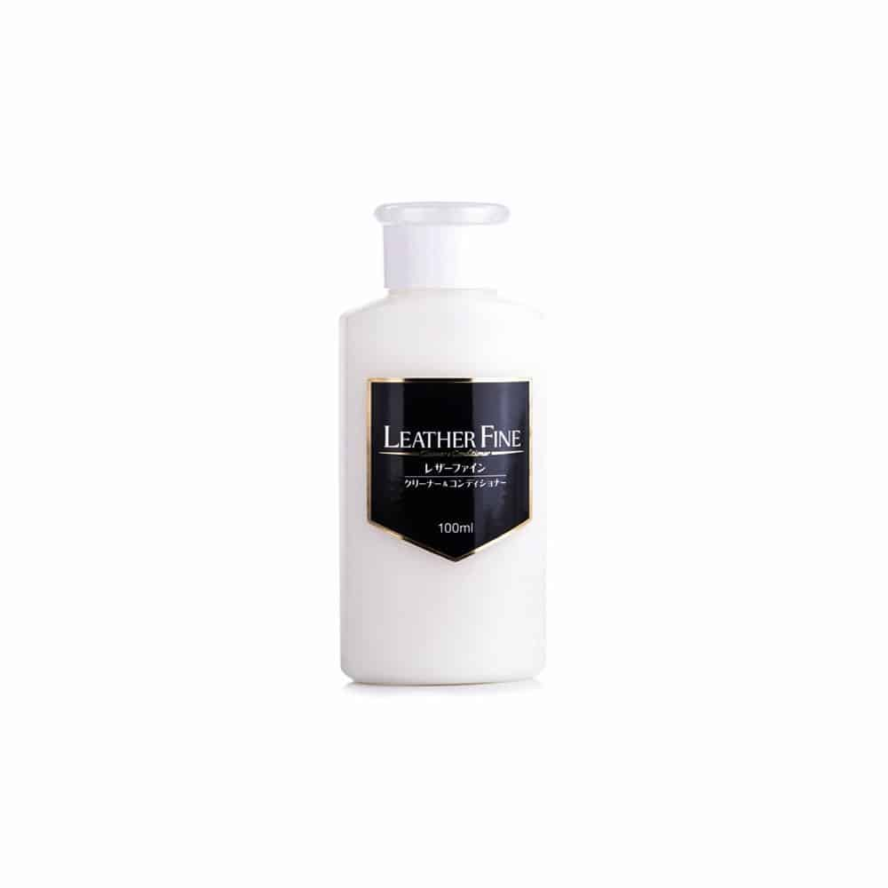 leather fine cleaner conditioner 5 new