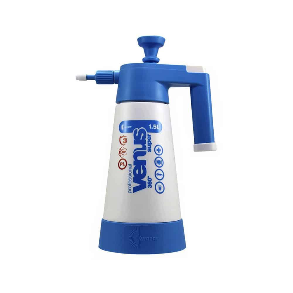 psekasthras propieshs kwazar venus 360 super pro 15l blue new