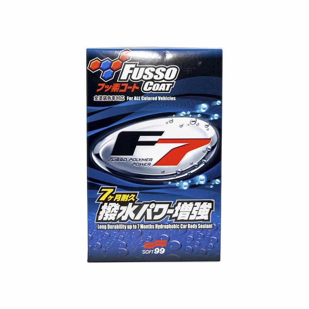 soft99 fusso coat f7 all colours new