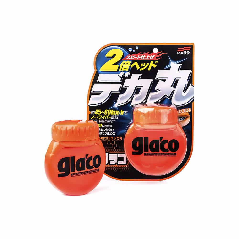 soft99 glaco roll on large 120ml water reppelent coating new
