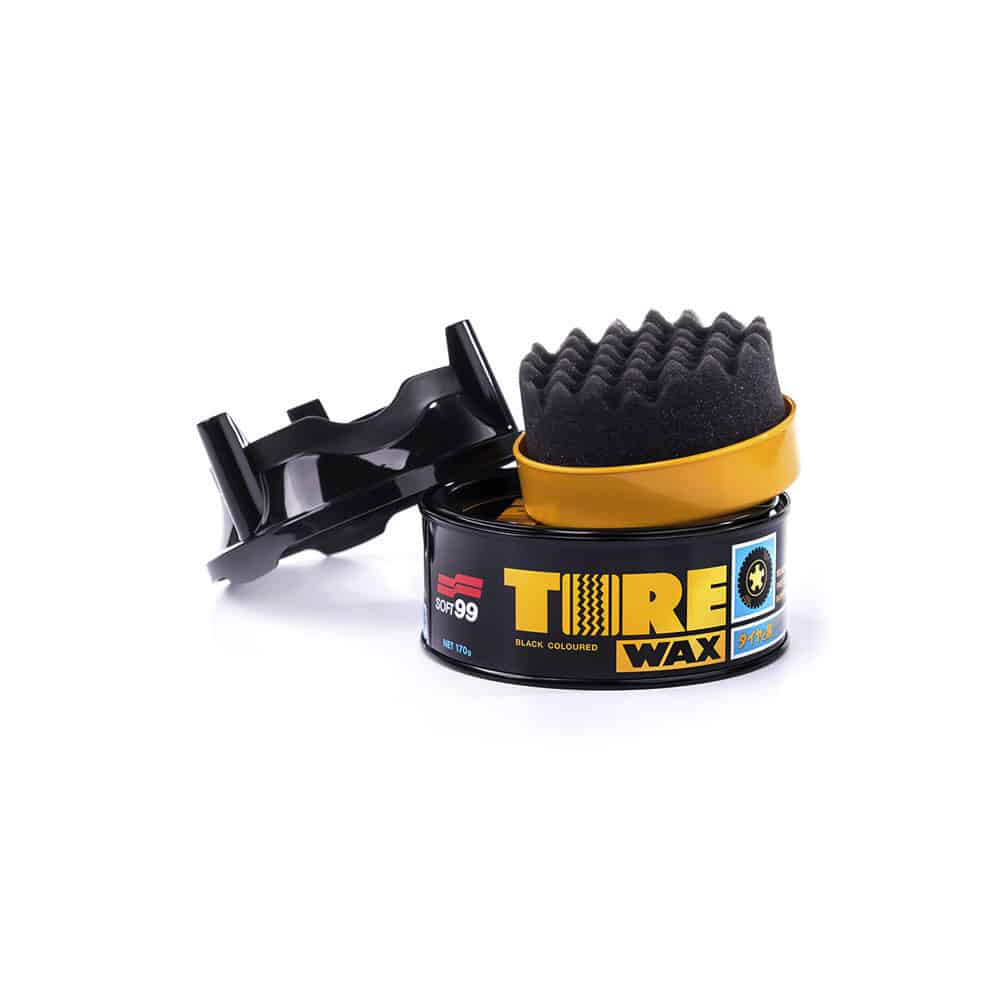 tire black wax 1 new