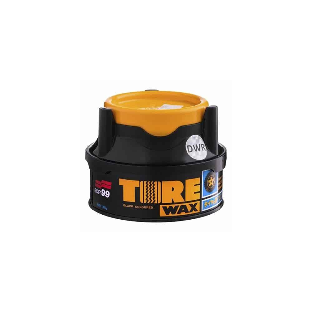 tire black wax new
