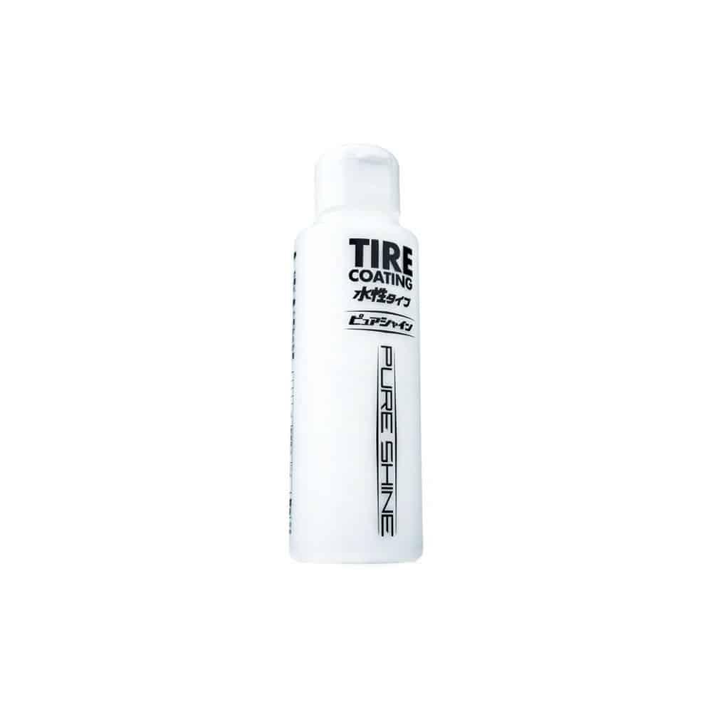 tire coating pure shine 2 new