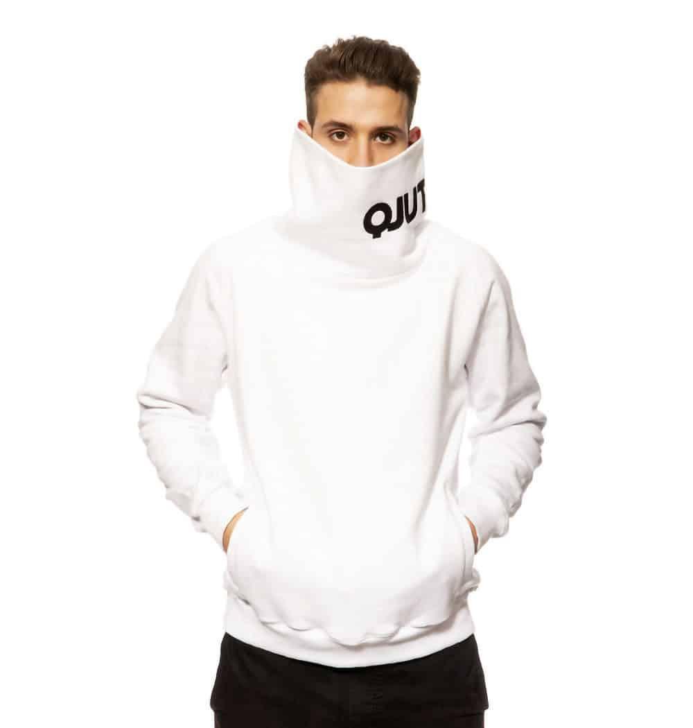 soft99 qjutsu white hoodie new