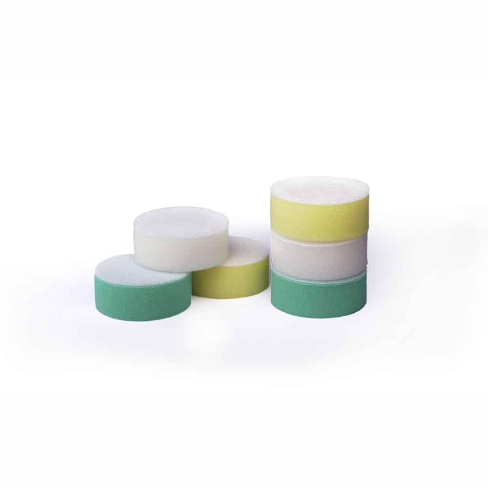 foam polishing kit 50