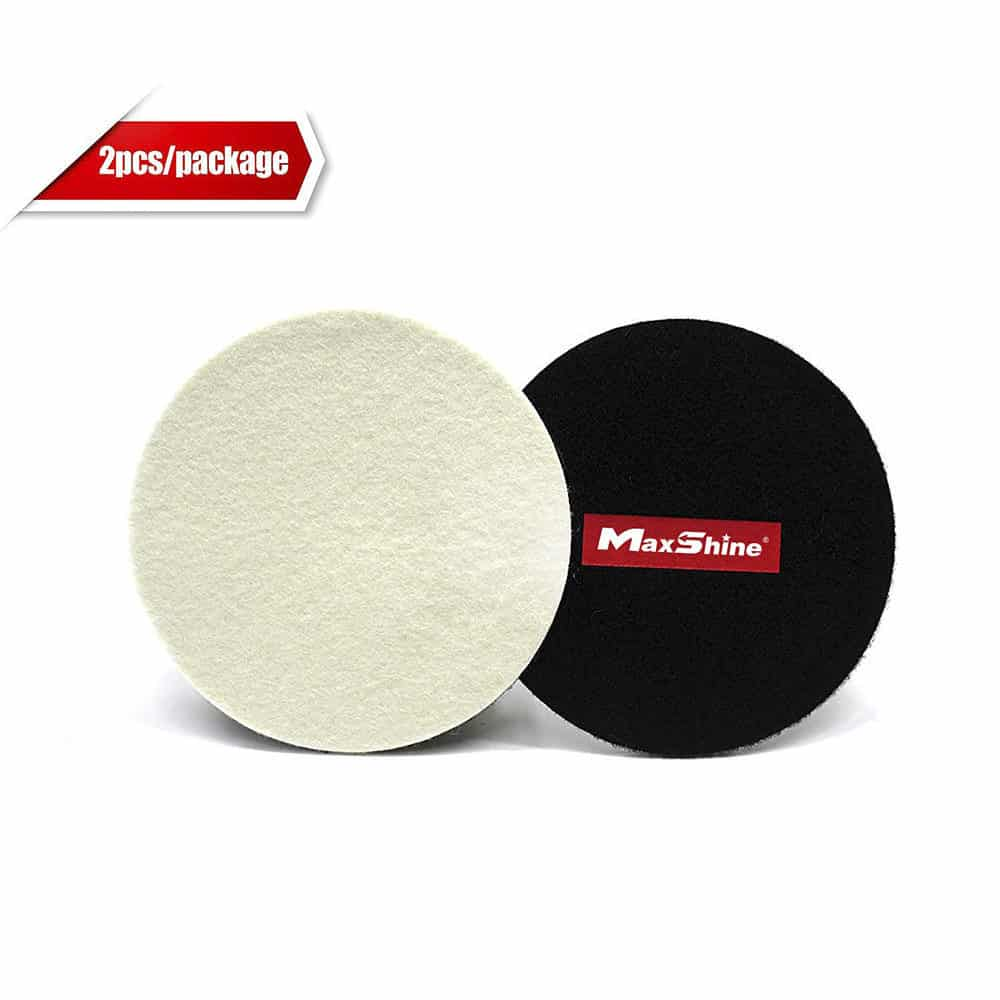 glass wool polishing pad 1