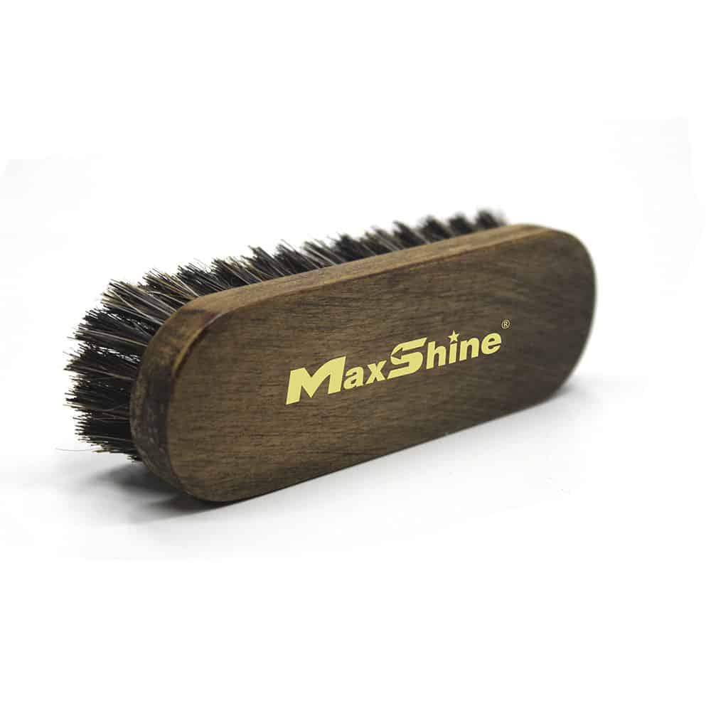 horsehair cleaning brush 1