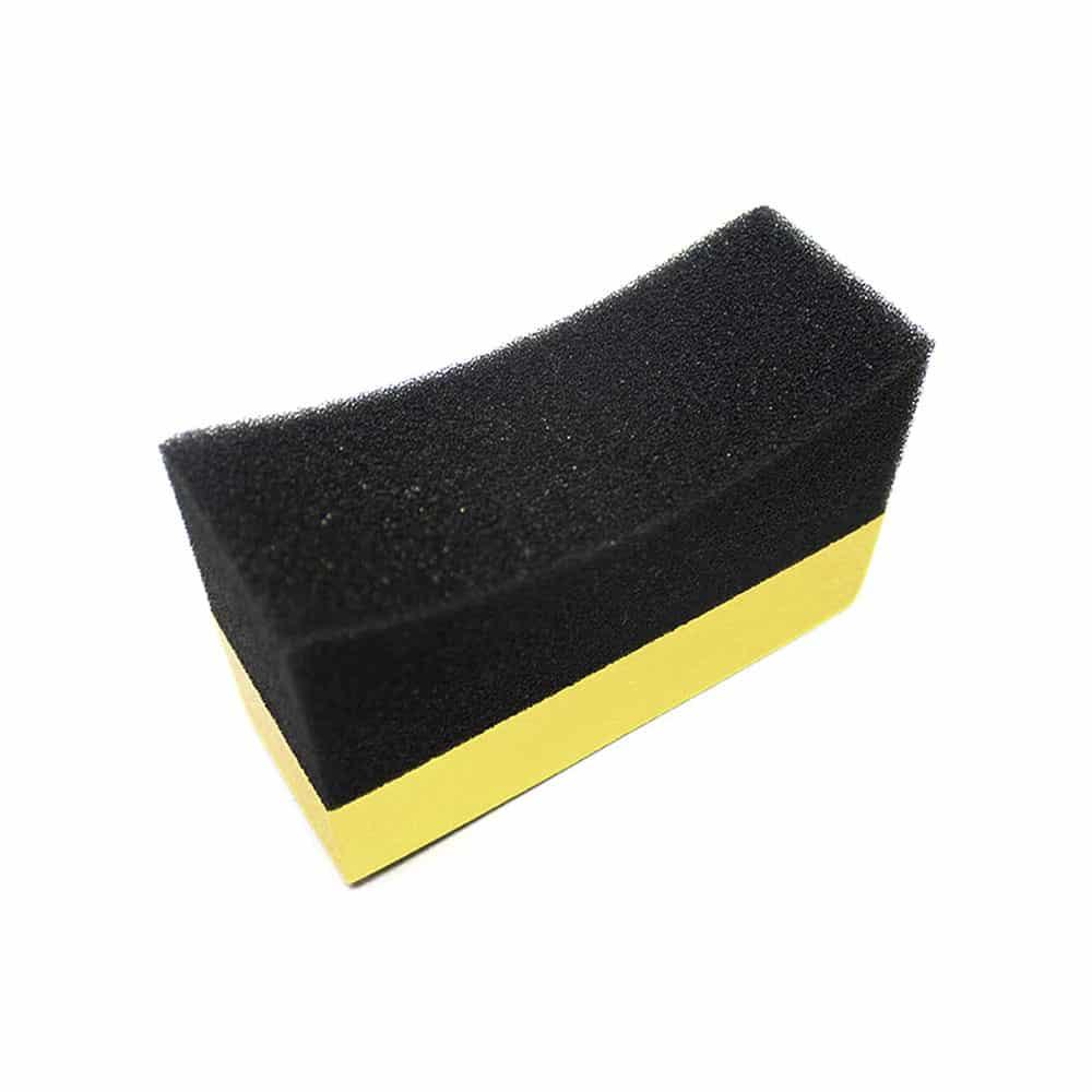 maxshine contoured tire foam applicator 2