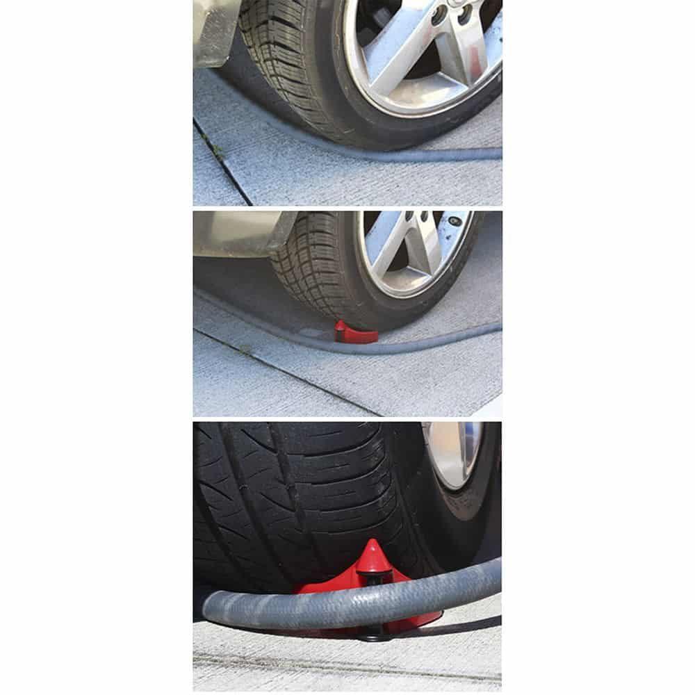 maxshine 2pcs ezy wheel hose slide rollers 3