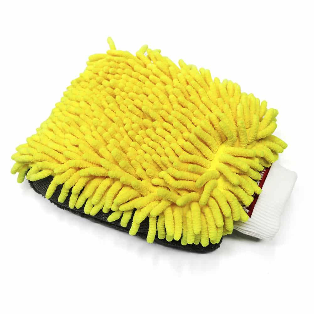 maxshine chenille microfiber wash mitt 1