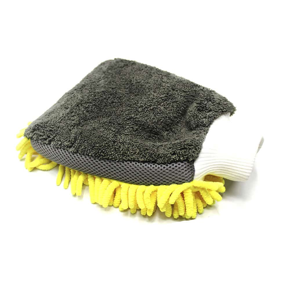 maxshine chenille microfiber wash mitt 2