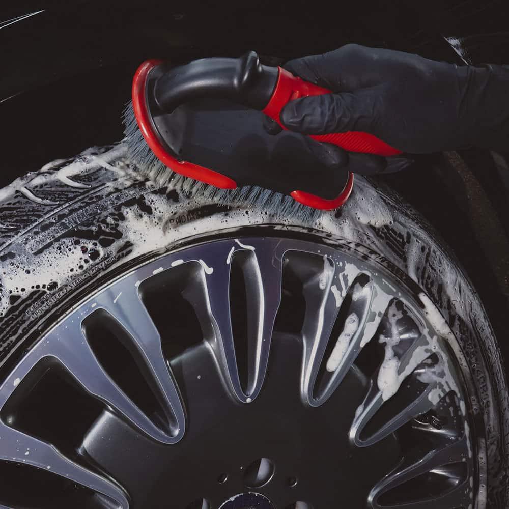 maxshine tire carpet scrub brush 5