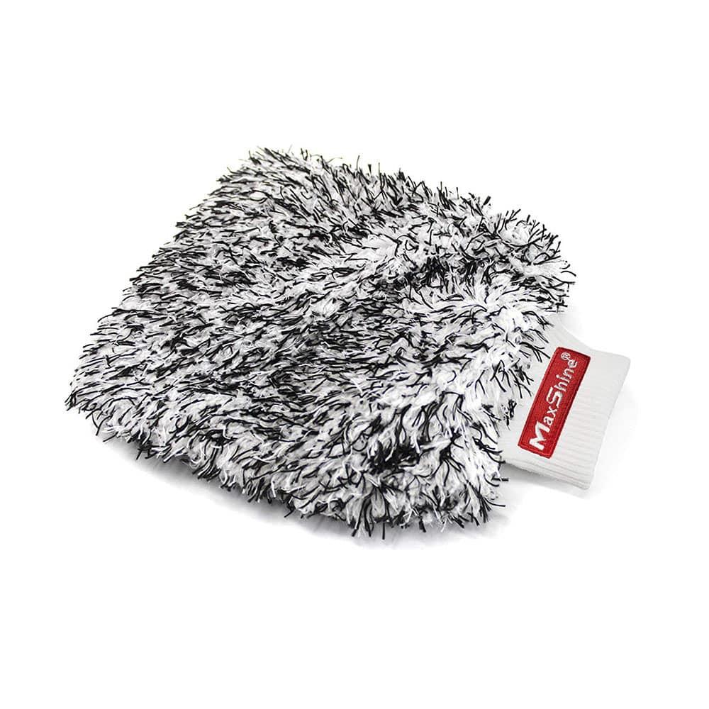microfiber wash mitt 1
