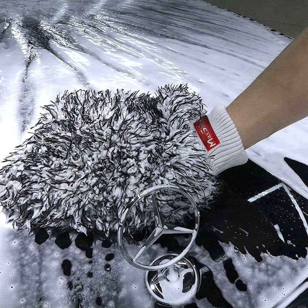 microfiber wash mitt 4