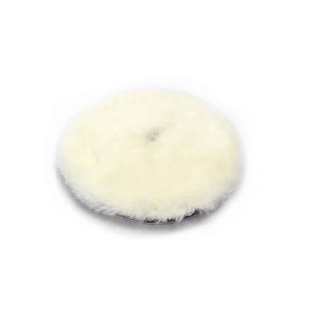 wool cutting pad long fibered 2
